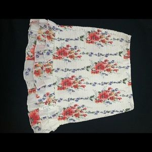 Skirts - Top and bottom set